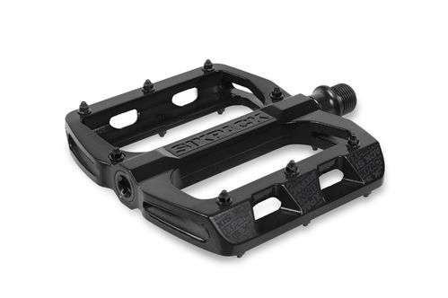 Sixpack Pedal Menace - stealth-black