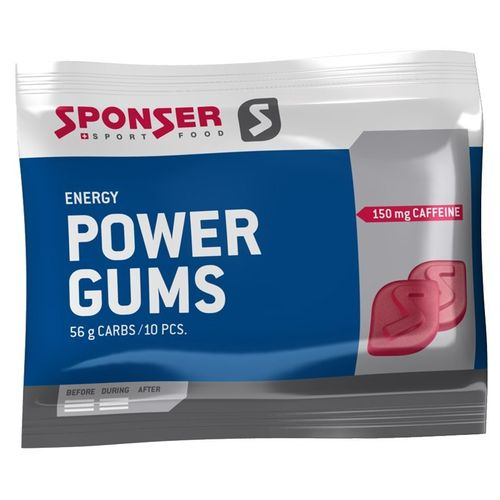 Sponser Power Gums Fruit Mix