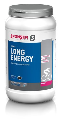 LONG ENERGY 10% PROTEIN, Berry