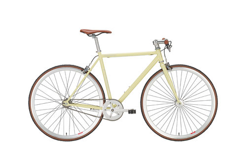 Fixie Forelle Müllein - creme/silber