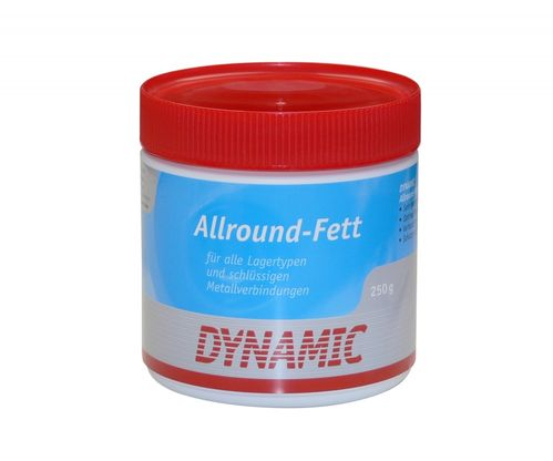 Dynamic Allround-Fett, 250g
