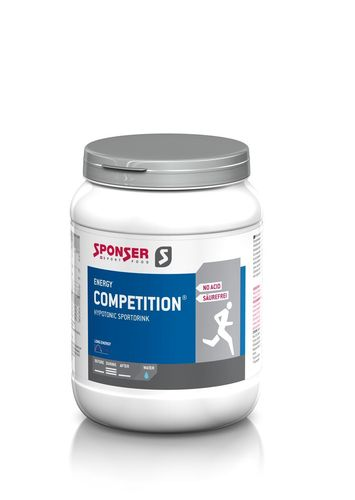 Sponser Competition Hypotonic Sportdrink